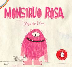 Monstruo rosa (Spanish Edition): Pink Monster has been different from the day she was born. One day, she decides to look for a new place to live. She ends up finding an area where everyone is different and, from then on, she never stops smiling. Free Presentation Software, Yoga For Kids, Children's Literature, Children's Book Illustration, Illustrations, Kawaii Anime, Childrens Books, Storytelling, My Books