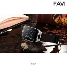 get it for $76.00 from $299.99!!!! The Favi Smart Watch iQ - Assorted Colors at 75% Savings off Retail!