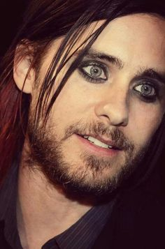 Jared Leto. Another gorgeous (probably stinky) guy to lust after.