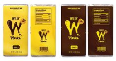 School Musical 'Willy Wonka Jr' Marketed With Chocolate-Inspired Packaging