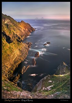 Ireland - ring of Kerry - Stephen Emerson, the skellig experience
