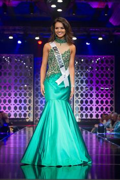 Miss California Teen USA 2014 Evening Gown: HIT or MISS    http://www.thepageantplanet.com/miss-california-teen-usa-2014-evening-gown-hit-miss/