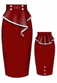 Blueberry Hill Fashions : Rockabilly Peplum Dress designs By:www. Look Rockabilly, Rockabilly Outfits, Rockabilly Fashion, Retro Outfits, Retro Fashion, Vintage Fashion, Womens Fashion, Rockabilly Clothing, Retro Clothing