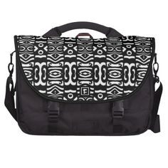 Bold tribal abstract executive laptop bag £153 Fabulous tribal contemporary abstract laptop bag £153 #Exotic tribal abstract #laptop lifestyle bag #commuter #travel bag  Striking #colourful tribal #abstract  #eastern #native #aboriginal #mayan #maori #commuter #hybridworld design ideal for #sports, #travel #commuting #work  #executives and #lifestyle  visit shop for 100s more designs www.zazzle.co.uk/keshdesign* or visit  www.hybridworld.uk for canvas art and prints