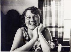 Adolf Hitler's beloved niece, photographed in 1928 or 1929 by Heinrich Hoffmann. (via scattolarotrueloveforheinrich)