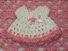 Vestido a Crochet, recuerdo o souvenir