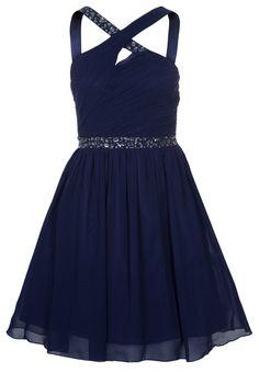 Little Mistress - Cocktailkleid / festliches Kleid - blue