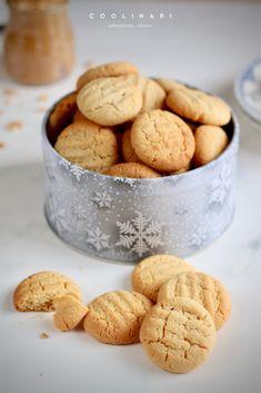 arasidove_susienky Sponge Cake, Cookie Recipes, Cereal, Biscuits, Tasty, Sweets, Cookies, Breakfast, Blog