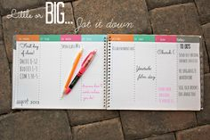 REVAMP | Organize Your Life Tips for keeping a planner