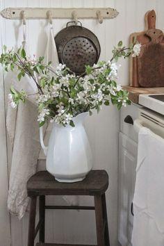 Wonderful farmhouse kitchen decor
