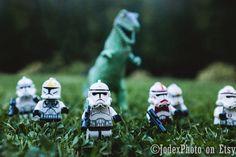 Birthday Card Star Wars™ LEGO® Stormtrooper by JodexPhoto on Etsy