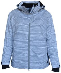 3afebc6c88 Pulse Womens Plus Size Vixen Insulated Snow Jacket Coat 1X 2X 3X 4X 5X 6X  Grey
