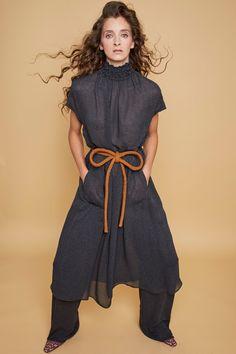 Véronique Leroy Resort 2018 Collection - Vogue