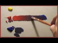 Color-Mixing Simplified #02 - Acrylic Painting Lesson - YouTube