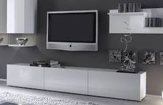 Modern entertainment center ideas home entertainment centers modern entertainment center wall unit ideas home theater and Contemporary Entertainment Center, Entertainment Center Wall Unit, Entertainment Room, Wall Unit Designs, Tv Decor, Home Decor, Modern Design, Entertaining, Center Ideas
