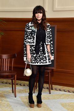 Miroslava Duma - Paris Fashion Week: Chanel | DRESS A PORTER – BLOG