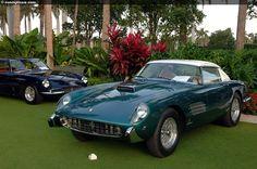 1957 Ferrari 410 Superamerica (SA, S2, Serie II, chasis corto) | Conceptcarz.com