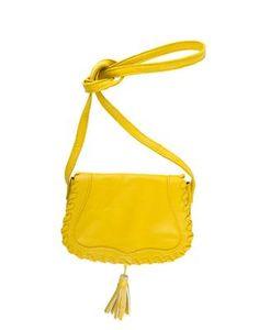Indiska: Alena Bag (art.nr. 101022920) - Yellow - SEK 149,-