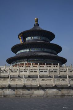 Temple of Heaven, China. Part of the top 10 things to do in Beijing for first timers.