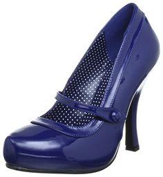 Pleaser PinUp Couture CUTIEPIE-02 Damen Pumps: Amazon.de: Schuhe & Handtaschen