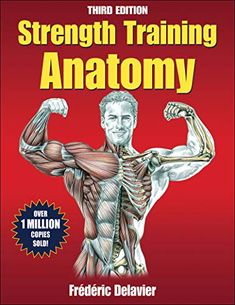 Discover for yourself the magic of Strength Training Anatomy, one of the best-selling strength training books ever published! Get an intricate look at strength training from the inside out. Strength T Strength Workout, Strength Training, Powerlifting, Bodybuilding, Frederic, Muscle Anatomy, Major Muscles, Muscular, Free Reading