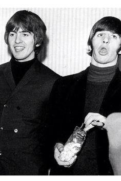 George and Ringo ❤