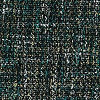 "Lightweight NY Designer Boucl  Teal/Tan/Black/White  GorgeousFabrics.com  Content: Poly/Acrylic  Type/Weave: Bouclé  Width: 60""  Care: Dry Clean Only  Uses: Jacket Coat Skirt Pants  Colors: Blue Turquoise Black White  Solid/Print: Tweed  Closest Pantone Color(s): 13-0922, 18-4728  Needle: Universal 80/12  $11.90"
