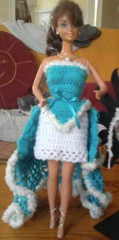 2013, Creations, Barbie, Formal Dresses, Crochet, Image, Fashion, Gowns, Dresses For Formal