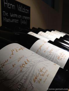 Wines from the Wallis - delicious! Wallis, Wines, Drinking, Bottle, Eat, Beverage, Drink, Flask, Drinks
