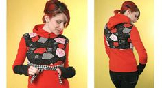 labelofhope@Craftster new labelofhope Tops kimono style and more - CLOTHING