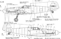 Revell Erla - Page 9 - Works in Progress - Large Scale Planes Luftwaffe, Me 109, Focke Wulf, Aviation Art, Technical Drawing, Tamiya, Scale Models, Aircraft, The Unit