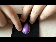 tutorial bead embroidery (I) video