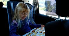 LOTS of ideas to keep kids entertained on road trips