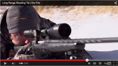Video: Dry Firing in Field Conditions
