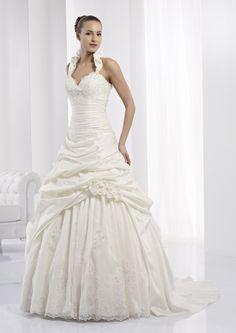 Collezione abiti da sposa #Jolies, abito da #sposa modello JOAB13412IV
