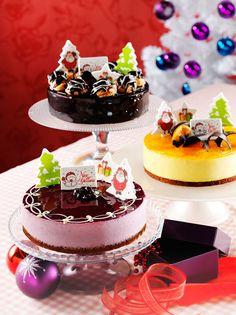 Yeni yıla Özsüt'ün birbirinden lezzetli pastaları ile girin.
