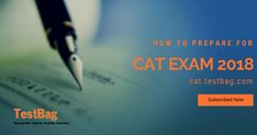 How to prepare for CAT Exam 2018 Online Mock Test, Online Test Series, Online Tests, Ratios And Proportions, Line Graphs, Data Structures, English Reading, Trigonometry