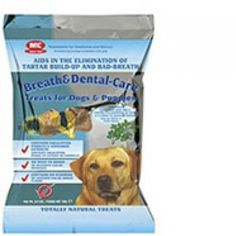 Breath and Dental-Care Treats for Dogs 70g