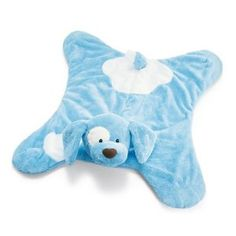 Baby Gund Spunky Comfy Cozy Blue. Purchased as a baby shower gift and was a BIG hit! This was baby #2 and the mom was thrilled to have another Comfy Cozy. She raved about how soft it was and how much her first child had enjoyed it. A top notch gift that is worth the price!  Follow the link to find it on Amazon >> http://www.my-linker.com/hop/SpunkyComfyCozy