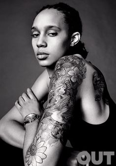 Brittney Griner, OUT100, Out Magazine
