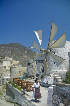 Olympos  #Karpathos #Greece