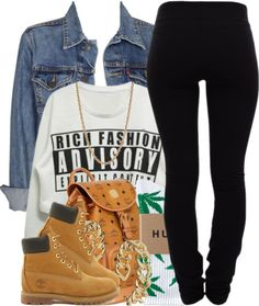 I like a good urban casual outfit