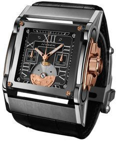hysek watches | Hysek has launched its new Furtif watch , remarkable for its pure and ...
