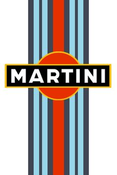 I love Martini No Martini, No Race