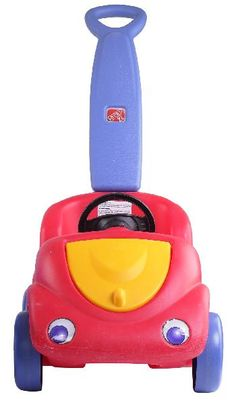 Step2 Recalls to Repair Riding Toys Due to Risk of Injury