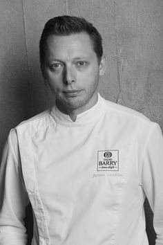 Pastry Chef Jerome Landrieu. Cacao Barry Chef and Head of the Chicago Chocolate Academy