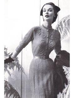 Bildergebnis für 1950 fashion