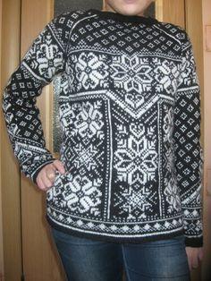 View album on Yandex. Aztec Designs, Fair Isle Knitting, Yarn Crafts, Crochet, Christmas Sweaters, Blouse, Fair Isles, Beautiful, Album