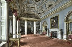 Hahnemuhle PHOTO RAG Fine Art Paper (other products available) - KENWOOD HOUSE, London. The library interior looking west, - Image supplied by Historic England - Fine Art Print on Paper made in the UK Architecture Details, Interior Architecture, Kenwood House, Poster Prints, Framed Prints, Grand Homes, Historic Homes, Old Houses, Manor Houses