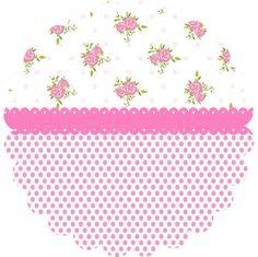 Flores: Marcos, Toppers o Etiquetas para Imprimir Gratis. | Ideas y material gratis para fiestas y celebraciones Oh My Fiesta!